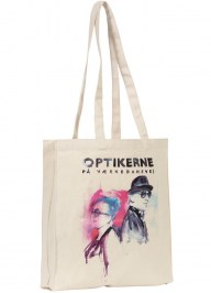 canvas printed tote cc31