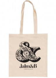 cotton tote bag with print