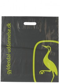 custom printed plastic bag ld23