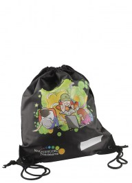 gym bag with logo di10