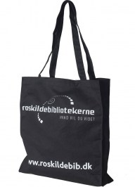 library tote bag cc19