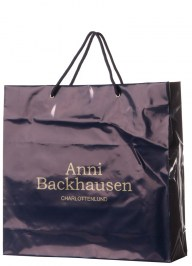 luxury plastic bag di13
