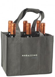 printed wine bag di11