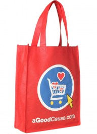 red promotional bag nw01
