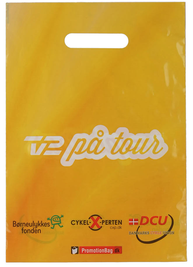 yellow carrier bag ld04